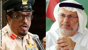 الإمارات تعترف رسمياً بالطريقة التي قُتل فيها جنودها الـ 22 بمأرب والوزير الإماراتي قرقاش وضاحي خلفان يطلقان سلسلة تغريدات ( نصها)