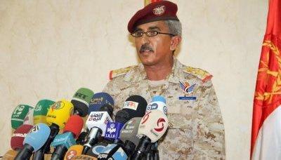 """ناطق الجيش الموالي للحوثيين العميد """" لقمان """" يوجه تحذيراً لضباط وأفراد المنطقة العسكرية الثالثة بمأرب"""