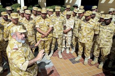 قوات قطرية برية تصل اليمن وإستعدادات لإستقبال آلاف من جنود الصاعقة السودانيين والتحالف يعلن رسمياً نقل ساحة المعارك