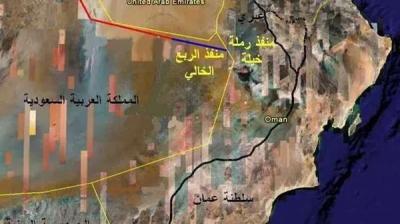 إفتتاح الطريق البري الوحيد الذي يربط بين السعودية وسلطنة عمان دون المرور بالإمارات