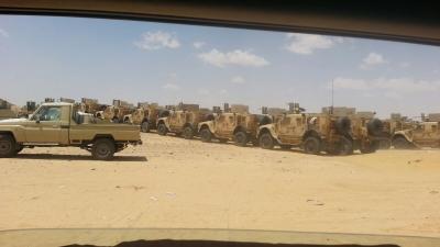 آخر مستجدات الأوضاع من مأرب وبدء التحركات العسكرية لتحرير المحافظة