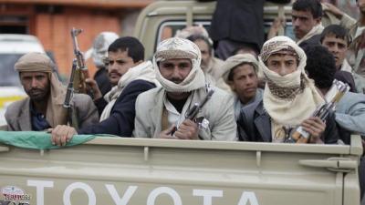 الحوثيون يقتحمون منزل قيادي مؤتمري وأحد وجهاء محافظة عمران بصنعاء