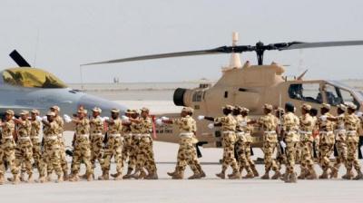 الرئاسة المصرية تكشف حقيقة إرسالها لقوات برية إلى اليمن وتكشف نوعية مشاركتها في قوات التحالف