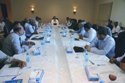 مجلس الوزراء يبدأ أول اجتماعاته الرسمية اليوم بعدن ويكشف عن أولوياته