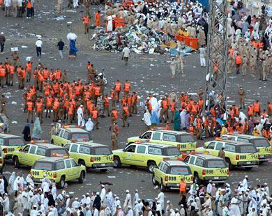 إيران تحمّل رسمياً السعودية مقتل العشرات من حُجاجها في حادثة منى ومراقبون يقولون إن إيران تُسيس الحادثة