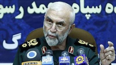 من هو اللواء همداني القائد في الحرس الثوري الإيراني والذي قُتل في سوريا ( سيرة ذاتية - صورة)