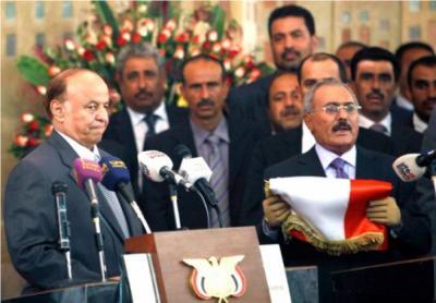 """صفقة صالح وهادي السرية وتزوير تسليم السلطة """" 1"""" ( تفاصيل ومعلومات هامة )"""