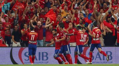 الأهلي المصري بطلاً  لكأس السوبر على حساب الزمالك بعد مباراة شهدت إشتباكات