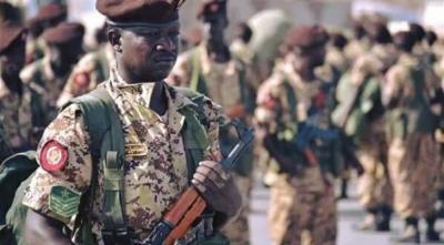 وصول دفعة جديدة من قوات النخبة السودانية إلى عدن ووزير الدفاع السوداني يدلي بتصريح