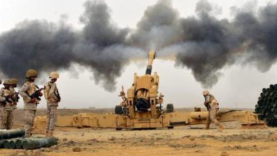 """تفاصيل هجوم الحوثيين على """" القرن """" السعودية بمنطقة جازان و محاولتهم السيطرة عليها  - تفاصيل"""