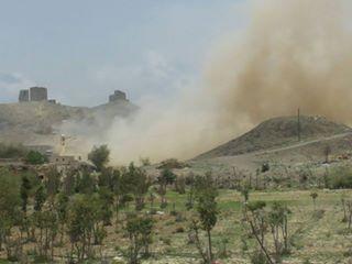 المقاومة بمديرية الزاهر - آل حميقان - تتصدى لأضخم حملة عسكرية للحوثيين على مواقعها وقتلى وجرحى من الجانبين ( أسماء شهداء المقاومة)