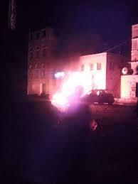 تفاصيل الإنفجار الذي وقع بالقرب من أحدى النقاط الأمنية مساء اليوم بالعاصمة صنعاء