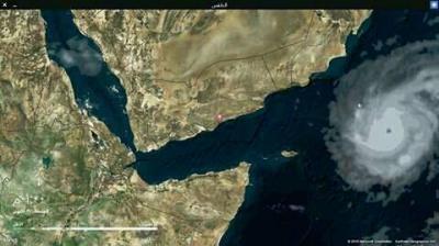 """شاهد بالصور .. هكذا بدت بعض المناطق في جزيرة سقطرى بعد أن زارها إعصار """" تشابالا"""""""