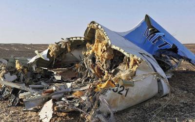 لماذا تتهرب القاهرة وموسكو من فرضية العمل الإرهابي الذي إستهدف الطائرة الروسية المنكوبة