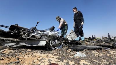 تطورات جديدة حول حادثة الطائرة الروسية المنكوبة في سيناء وبريطانيا تمتلك معلومات هامة