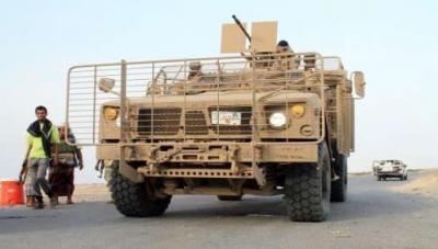 وصول قوات وآليات عسكرية إمارتية جديدة إلى عدن( صور)