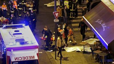 داعش يتبنى هجمات باريس الدامية والرئيس الفرنسي يتوعد - تفاصيل