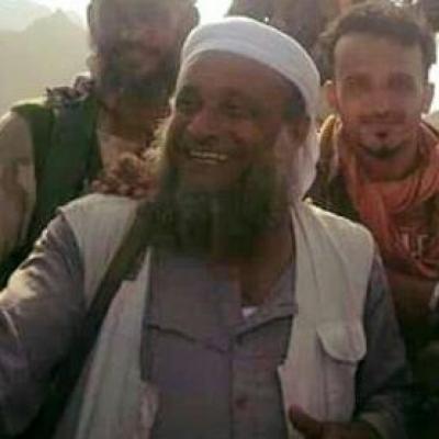 """إصابة """" السيد """" القيادي في المقاومة الجنوبية ومقتل نجله في مواجهات مع قوات مولية للحوثيين ( صورة)"""