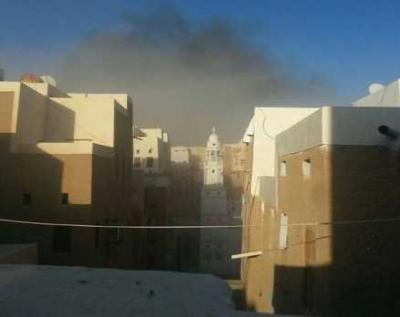 تفاصيل مقتل 15 جندي يمني في تفجير إنتحاري بحضرموت