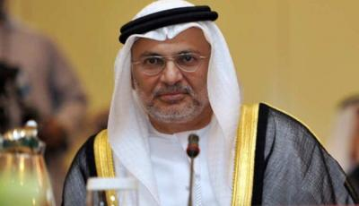 """الوزير الإماراتي """" قرقاش """" يبرر سحب قوات بلاده و يهاجم حزب الإصلاح ويمتدح تيارات أخرى - تفاصيل"""