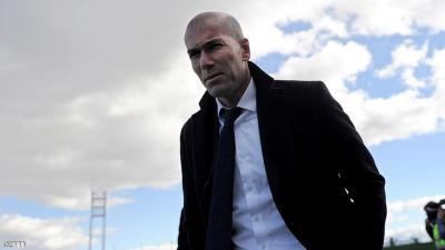 """زيدان يقول إنه ليس جاهزاً لتدريب فريقه السابق """" ريال مدريد"""
