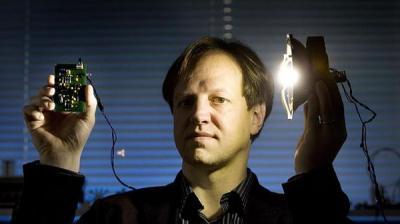 مفاجأة ..  Li-Fi .. تقنية أسرع من Wi-Fi بـ 100 مرة