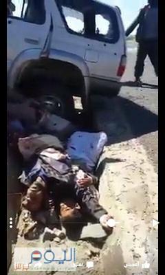 بالصور - مصرع قياديين حوثيين مع مرافقيهم - الأسماء