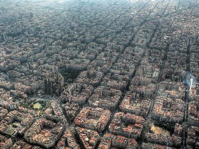 شاهد بالصور .. أجمل مدن ومناطق العالم كيف تبدوا من أعلى