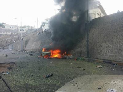 تفاصيل جديدة حول حادثة إغتيال محافظ عدن اللواء جعفر محمد سعد ( صور)