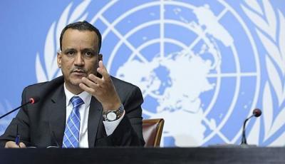 """المبعوث الأممي إلى اليمن """" ولد الشيخ """" يعلن رسمياً موعد مباحثات جنيف 2 والهدنة الإنسانية في اليمن"""