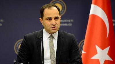 الخارجية التركية .. تصريحات العربي لا وزن لها .. والعبادي يطالب الناتو بالتدخل