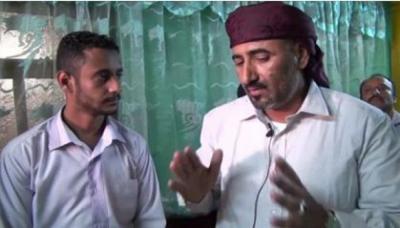 """محافظ عدن """" عيدروس الزبيدي """" يزور أسرة """" الشهيد """" اللواء جعفر محمد سعد ( صورة)"""