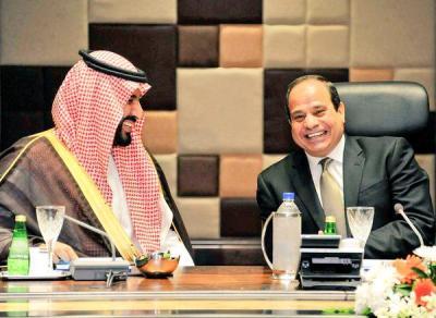 توجيه من الملك سلمان  يعيد السيسي إلى أحضان السعودية