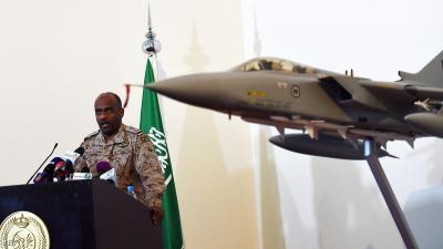 """تصريح لناطق التحالف العميد """" عسيري """" يتحدث حول إنهيار الهدنة في اليمن"""