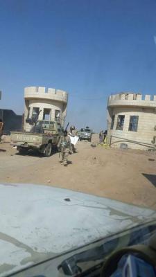 """ماذا يعني سيطرة الجيش والمقاومة على معسكر """" ماس """" ومفرق الجوف ؟ ( صور)"""