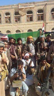 (تفاصيل وصور ) الجيش والمقاومة يحققون تقدم إستراتيجي في الجوف وأعينهم صوب صنعاء