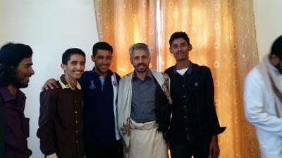 مصادر تكشف سبب زيارة الشيخ حمود المخلافي إلى عدن