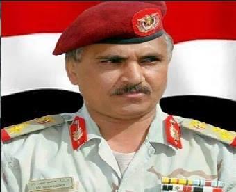 """من هو القائد الجديد للمنطقة العسكرية الخامسة اللواء """" القميري"""" والذي ضحى بأحد أبنائه في سبيل تحرير مأرب ( صورة - سيرة ذاتيه)"""