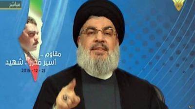 نصر الله: سنرد على مقتل سمير القنطار في المكان والزمان المناسبين