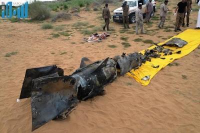 تصريح صادر عن قيادة شرطة جازان حول إطلاق الصواريخ من الأراضي اليمنية على المدن السعودية ( صور)