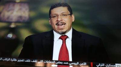 الدكتور أحمد عوض بن مبارك يكشف عن تفاصيل جديدة حول اختطافه من قبل الحوثيين قبل عام
