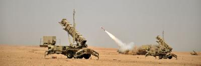 بيان صادر عن قيادة التحالف حول إطلاق صاروخ باليستي من الأراضي اليمنية باتجاه نجران