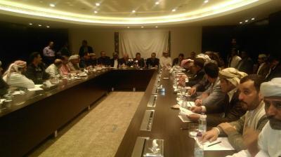 قيادات حزب المؤتمر المؤيدة للشرعية تعقد إجتماعاً وتصدر بيان ( نص البيان)