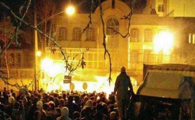 عاجل : إيران تنكسر وتتعهد بعدم تكرار ما حدث مع السعودية