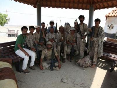 تفاصيل معركة السيطرة على ميدي والخُطة العسكرية التي أجبرت الحوثيين وقوات صالح على الفرار وترك أسلحتهم