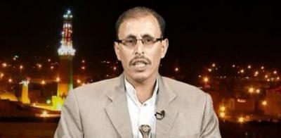 """قيادي حوثي يرد على خطاب الرئيس السابق """" صالح """" بعبارة واحده"""