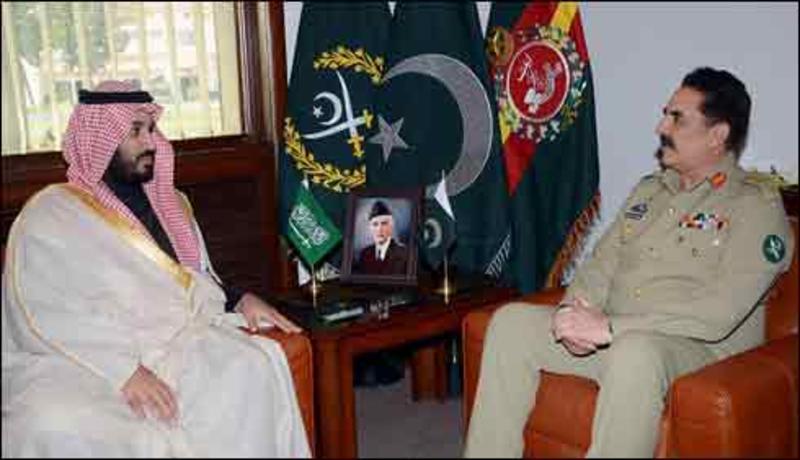 إيران في مأزق .. وقائد الجيش الباكستاني يتوعد من يهدد أراضي السعودية برد قوي