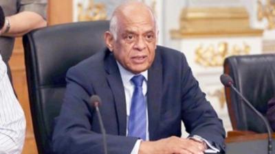 انتخاب علي عبدالعال رئيسا للبرلمان المصري