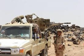 مراسل الجزيرة يكشف عن المناطق التي يسيطر عليها كلاً من الحوثيين والجيش الموالي للشرعية في ( ميدي - حرض - الجوف)