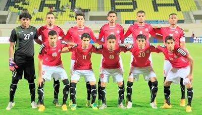اليمن يخسر أولى مبارياته في نهائيات كأس آسيا لكرة القدم